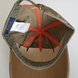ad82bff3b39 Polo by Ralph Lauren Accessories - Polo Ralph Lauren Limited Edition Camo  Hat
